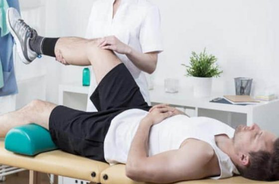 physiotherapy treatment2 560x370 - How Physiotherapy Benefits You