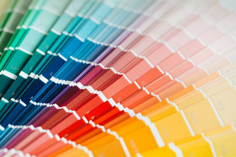 painting paint colorful colors 810x540 - Popular Colors To Use In Website Design (And What They Mean)