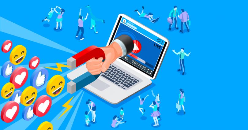 Magnet Social media 810x425 - Social Marketing In Social Media