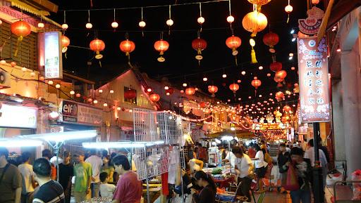 jonker walk - Best Markets in Malaysia
