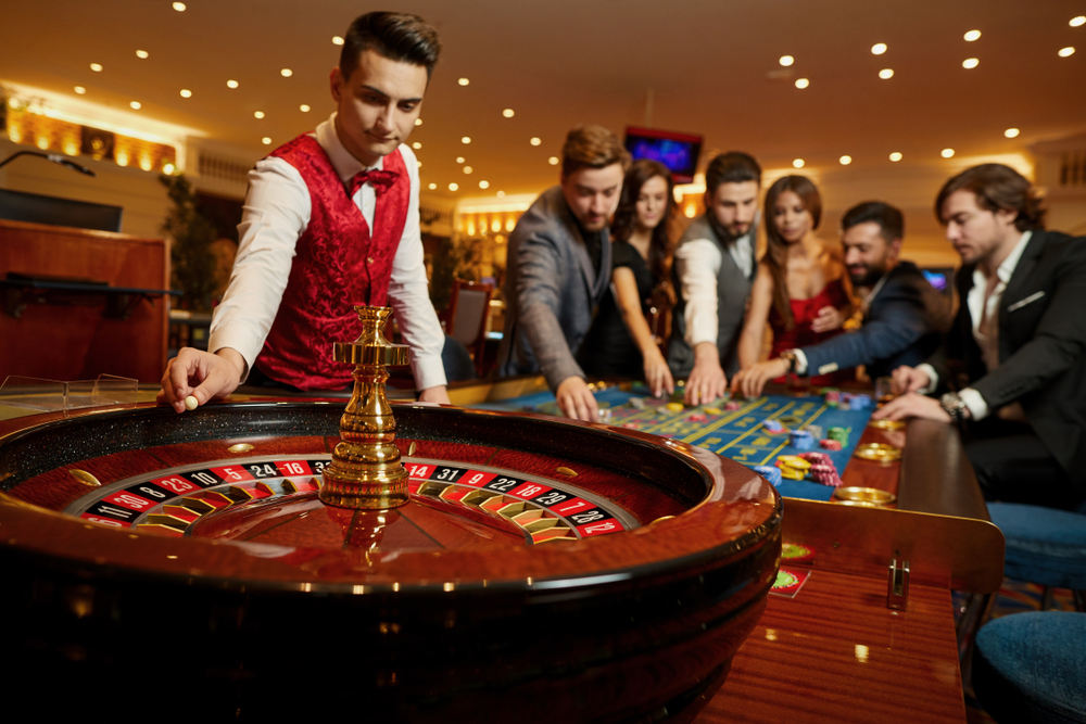 Players You Would Find in Casinos | SERI