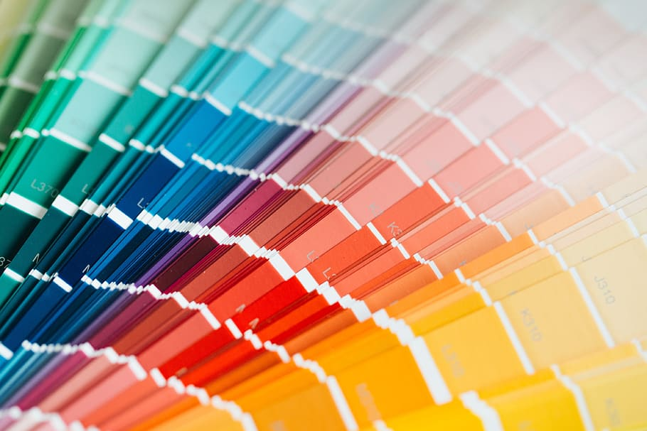 painting paint colorful colors - Popular Colors To Use In Website Design (And What They Mean)