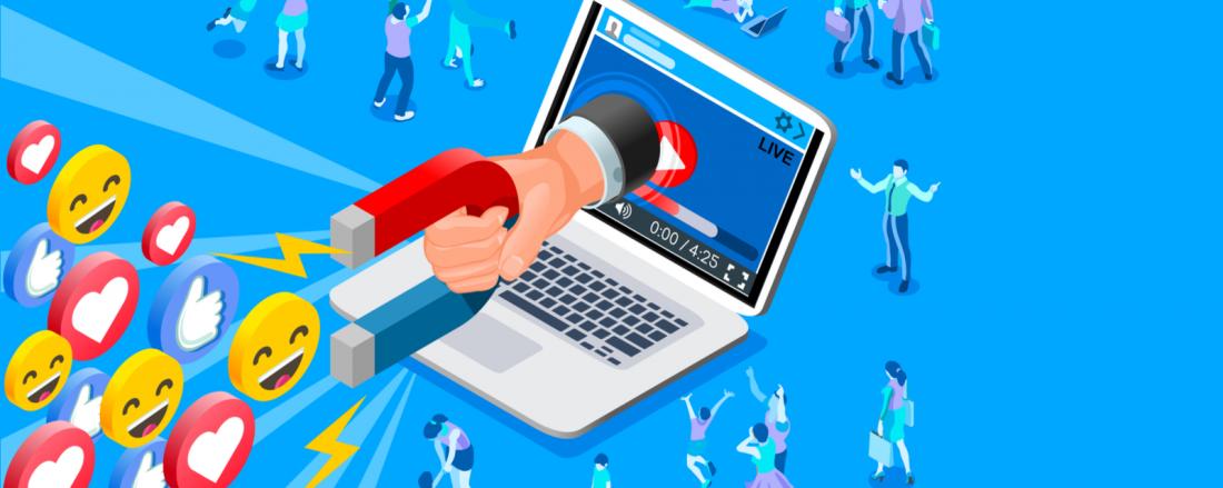 Magnet Social media 1100x439 - Social Marketing In Social Media
