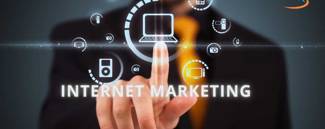 internet marketing 1 1100x439 - How The Internet Helps With Your Business Marketing